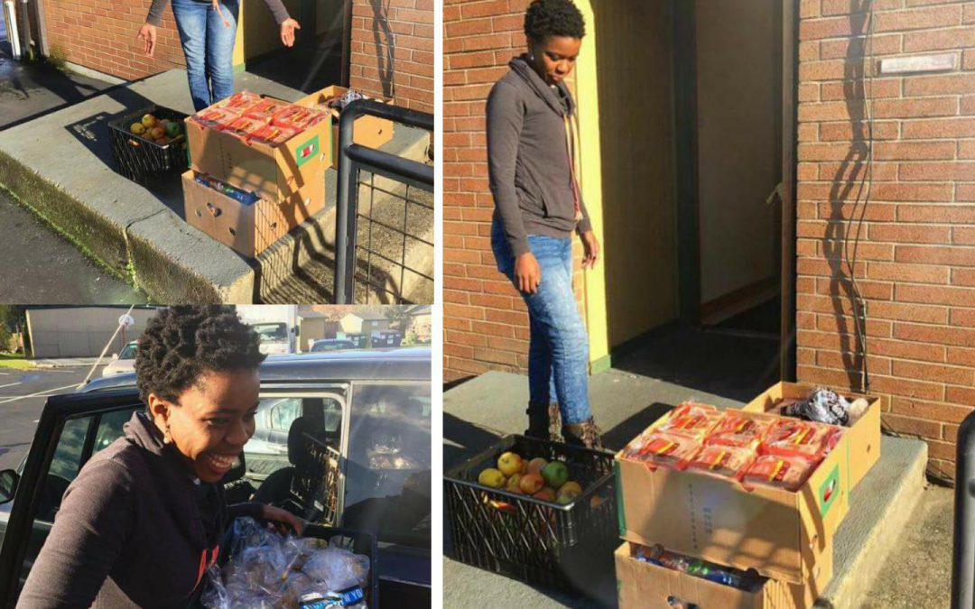 Community matters: Reigning Queen heading in town to feed the homeless