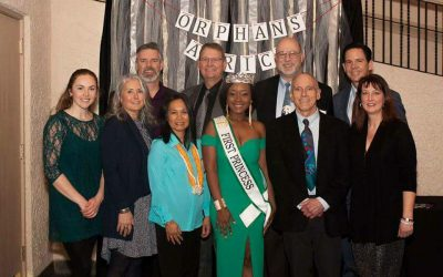 Orphans Africa fundraising and Dinner Gala.