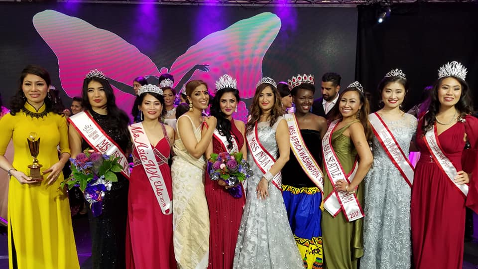 2018 Miss India Washington