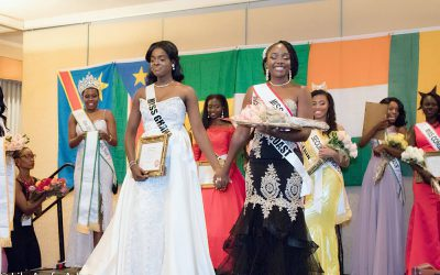 2017 Coronation Ceremony in Images